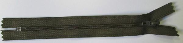 RV grün oliv, 016 cm Kunststoff nicht teilbar