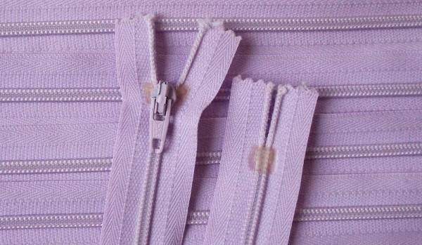 RV violett flieder, 025 cm Kunststoff nicht teilbar