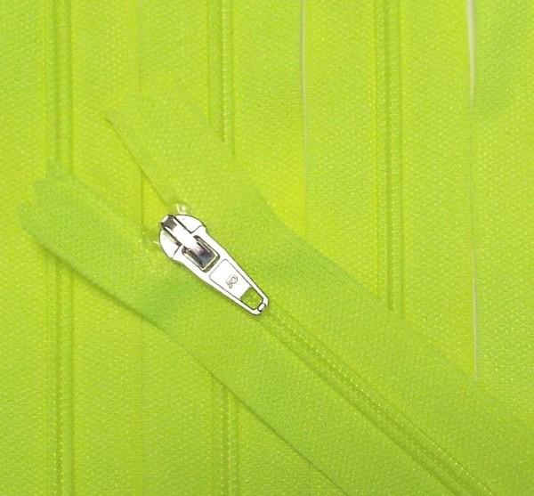RV gelb neon, 022 cm Kunststoff nicht teilbar