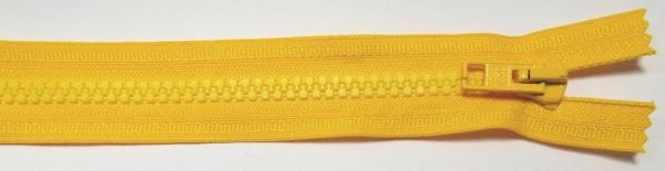 RV gelb, 035 cm Kunststoff teilbar Krampe