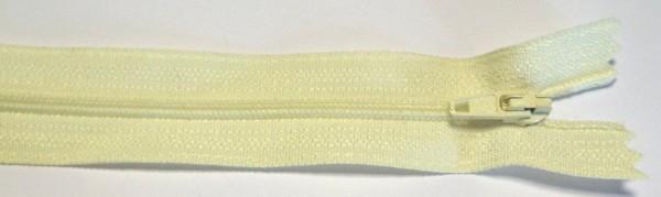 RV gelb hell, 030 cm Kunststoff nicht teilbar