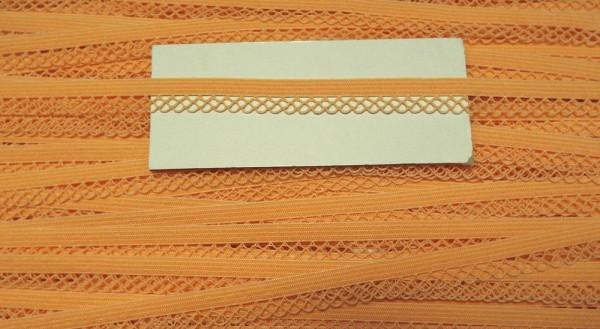 Spitze elastisch 13 mm apricot