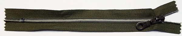 RV grün oliv, 020 cm Kunststoff nicht teilbar