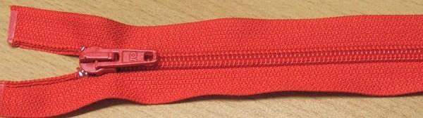 RV rot, 031 cm Kunststoff teilbar Spirale
