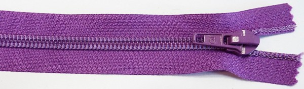 RV violett, 025 cm Kunststoff teilbar spirale