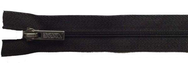 RV schwarz, 041 cm Kunststoff nicht teilbar Spirale