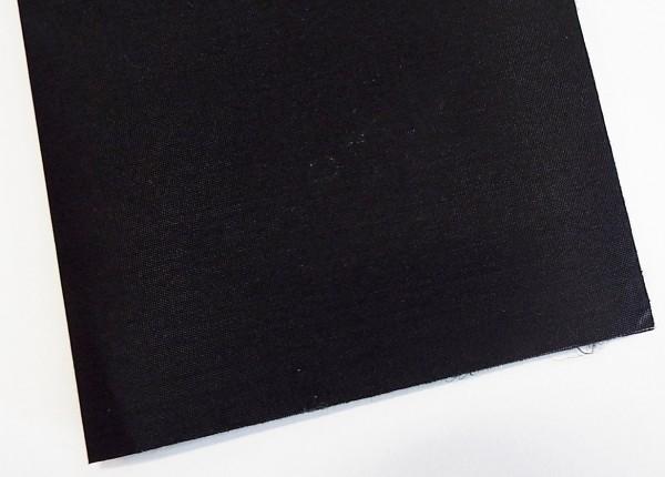 Patches Nylon, selbstklebend schwarz 20 x 10 cm