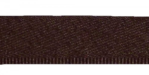 Hosenschonerband/Stoßborte 15 mm braun col. 625