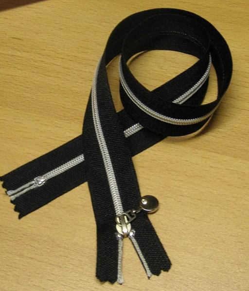 RV schwarz, 048 cm Kunststoff nicht teilbar