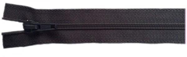 RV grau dunkel, 028 cm Kunststoff nicht teilbar