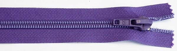 RV violett, 030 cm Kunststoff teilbar Spirale