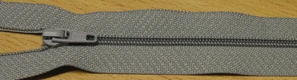 RV grau, 022 cm Kunststoff nicht teilbar