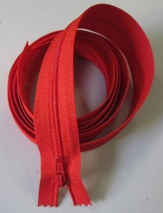 RV rot, 135 cm Kunststoff für Bettwäsche