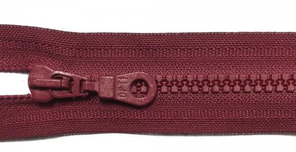 RV rot bordeaux, 062 cm Kunststoff teilbar Krampe