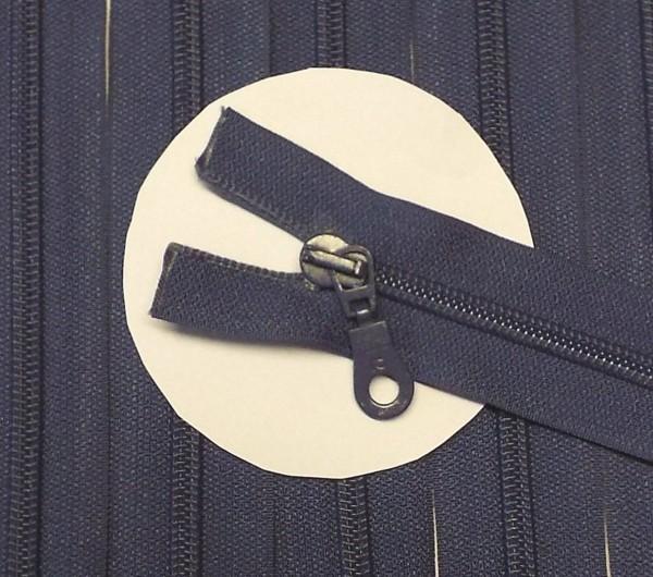 RV blau jeans, 025 cm Kunststoff teilbar Spirale