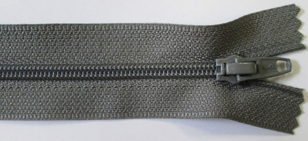 RV grau, 018 cm Kunststoff nicht teilbar