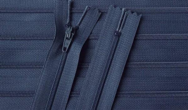 RV blau grau, 012 cm Kunststoff nicht teilbar