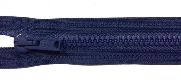 RV blau dunkel, 067 cm Kunststoff teilbar Krampe