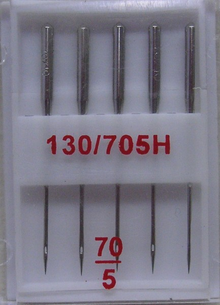 Nähmaschinennadeln 130/705 Universal 70