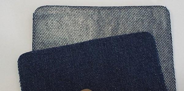 Patches Jeans, jeans 10 x 40 cm