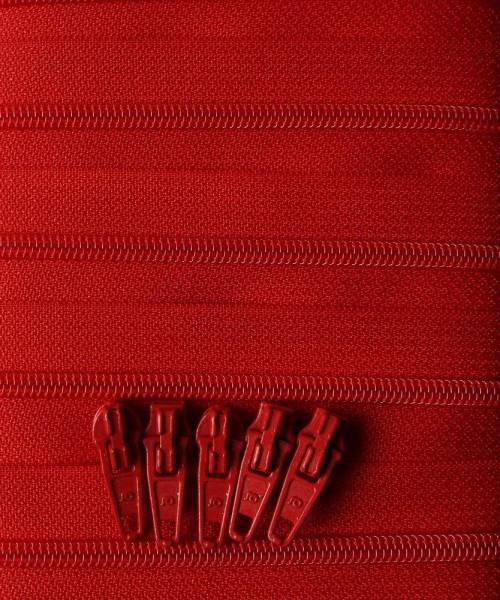RV rot, 500 cm Kunststoff endlos Spirale 4mm Spirale
