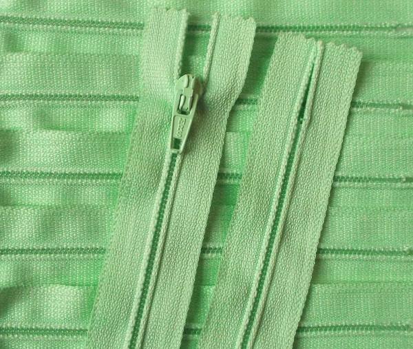 RV grün lind, 012 cm Kunststoff nicht teilbar