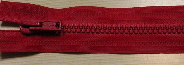 RV rot, 055 cm Kunststoff teilbar Krampe