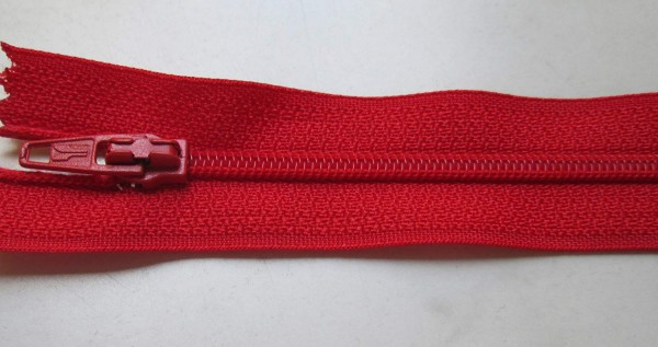 RV rot, 014 cm Kunststoff nicht teilbar