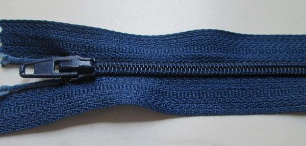 RV blau, 014 cm Kunststoff nicht teilbar