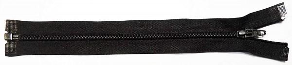 RV schwarz, 018 cm Kunststoff teilbar Spirale