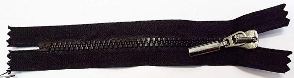 RV schwarz, 014 cm Kunststoff nicht teilbar Krampe