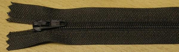 RV braun dunkel, 035 cm Kunststoff nicht teilbar