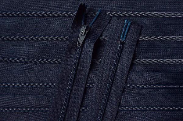 RV blau dunkel, 010 cm Kunststoff nicht teilbar
