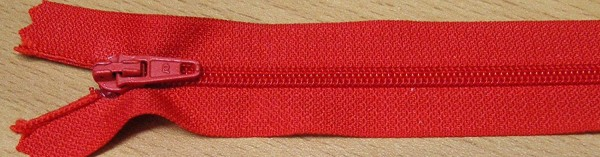 RV rot, 018 cm Kunststoff nicht teilbar
