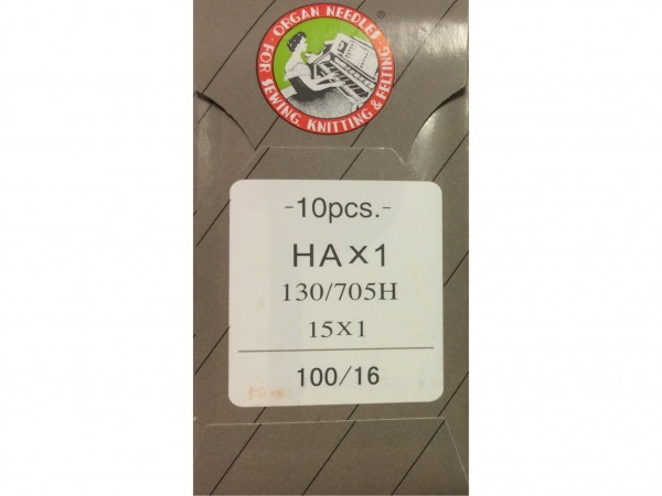 Nähmaschinennadeln Stärke 100 130/705 H
