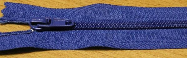 RV blau, 022 cm Kunststoff nicht teilbar