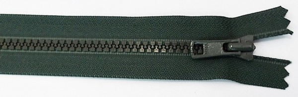 RV grün dunkelgrün, 020 cm Kunststoff nicht teilbar Krampe