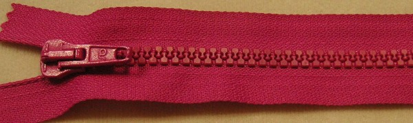RV pink, 025 cm Kunststoff teilbar Krampe