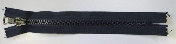 RV blau dunkel, 018 cm Kunststoff nicht teilbar Krampe