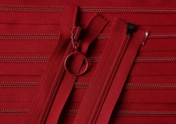 RV rot dunkel, 050 cm Kunststoff teilbar Spirale