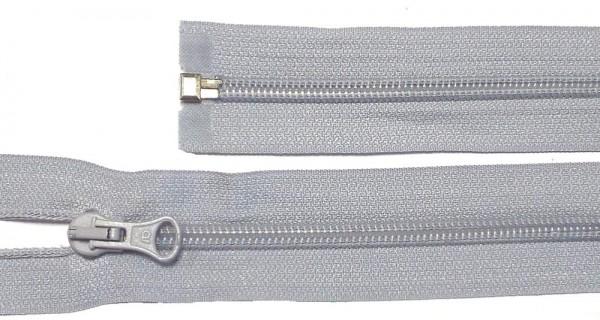RV grau hell, 040 cm Kunststoff teilbar Spirale