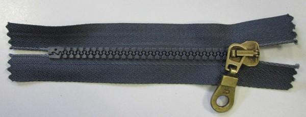 RV grau dunkel, 010 cm Kunststoff nicht teilbar