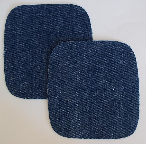 1 Paar Patches Jeans 10,5 x 10 cm
