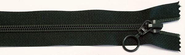 RV grün dunkelgrün, 035 cm Kunststoff teilbar Spirale