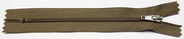 RV grün kaki, 014 cm Kunststoff nicht teilbar
