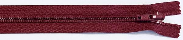 RV rot, 025 cm Kunststoff teilbar Spirale