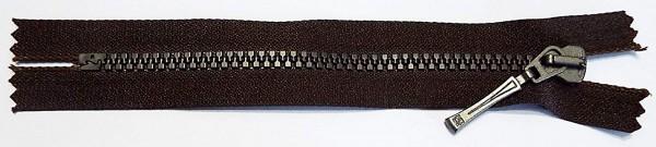 RV braun, dunkel 016 cm Kunststoff nicht teilbar Krampe