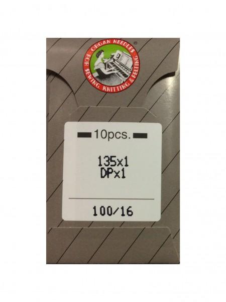 Nähmaschinennadeln 135x1 Stärke 100
