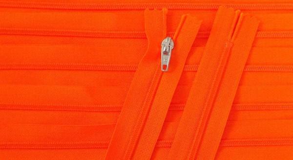 RV orange neon, 022 cm Kunststoff nicht teilbar