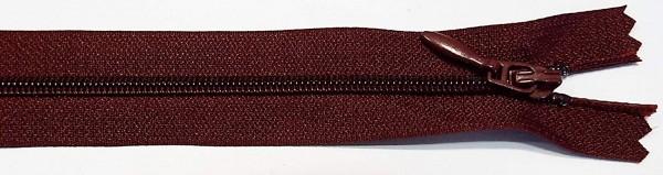 RV rot bordeaux, 075 cm Kunststoff nicht teilbar
